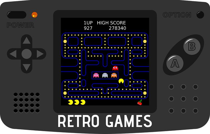 A screenshot of a Packman game