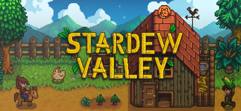 A screenshot from a game Stardew Valley